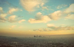 Los Angeles Landscape by SottoPK