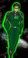 Kyle Rayner Redesign by The-Moocat