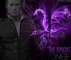 The Knight  - Once Upon A Time by DarlingDisneyphile