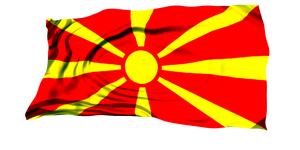 Flags of the World: Macedonia by MrAngryDog
