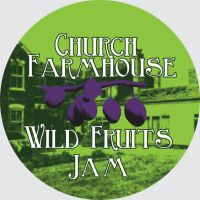Church Farmhouse Jam Label by Cathartis
