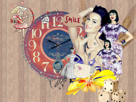 Katy Perry by revallsay