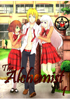 The Alchemist Cover Finished by Wardealth