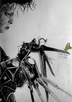 Edward Scissorhands by Maciek97x