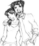 Grad Heiji and Kazuha by pedal