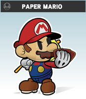 Paper Mario Deals In! by UltimateStudios