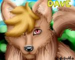 Dave (art trade) by ask-thefreddys