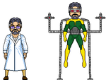 Dr.Octopus- MCU Version by GrimlockMegatron