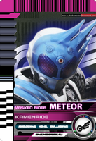 Kamen Ride Meteor by YorkeMaster
