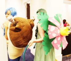 Camouflage Shells by Double-A-Cosplay