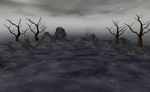 MMD Dead forest by amiamy111