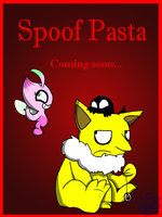 Spoof Pasta poster by BigBlueBeastBBB