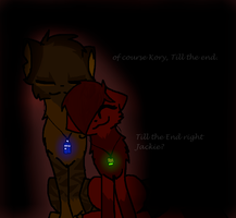 Till the End by xXBlackcatwithahatXx
