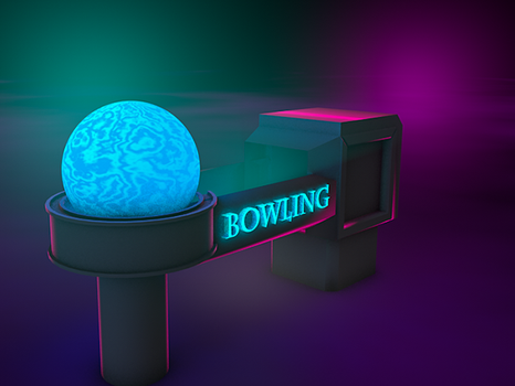 Bowling by PurpleC4D