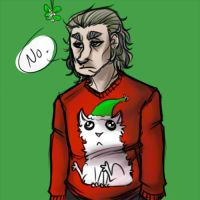 DR- Sweater Kitty by Simple-shadow