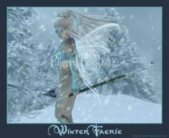 Winter Faerie by CherryCStaff