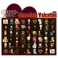 2012 Valentine Event Box by frappuu