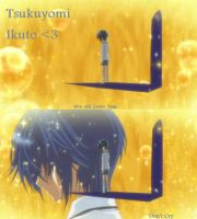 Ikuto Don't Cry by danimefreack