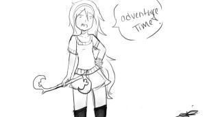 bonnibel adventure time by Ask-Insane-Zoey