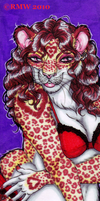 OLD: Kendra Bookmark by beefyrae