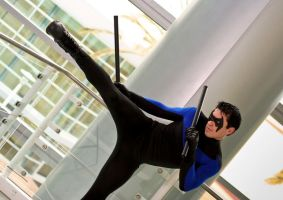 WC: Nightwing by gamefan23