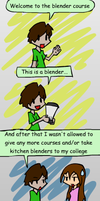 It's a blender course by Mythical-Human