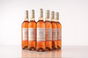 Pinot Grigio Rose Wine by onurb-design