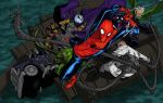 Eric Canete's Sinister Six by Hen-Hen