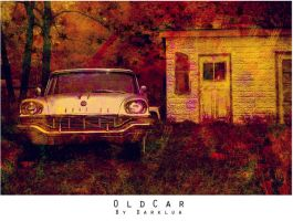 Old Car by lauriecphoto