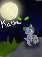 Katinka Cover Contest Entry by Bloodleaf123