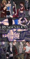 Resident Evil by shygay