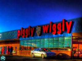 piggly wiggly hdr by DCRIII