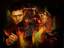 SPN - Burn by DaaRia