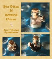 Sea Otter: Artisans of the Sea Contest by Skyelark