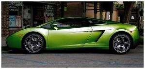Lamborghini re-paint job by lambo311