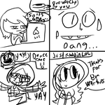 my first attempt at a comic (thanks for 800!) by deadly-cupcake