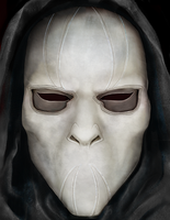 Death Eater mask by Falconari