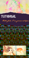 Hello fish, I'm gonna eat you - Tutorial by JPGS