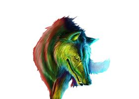 Wolf Psycho by Decadia