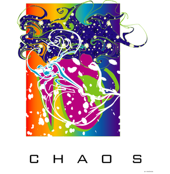 chaos by spacetraveller