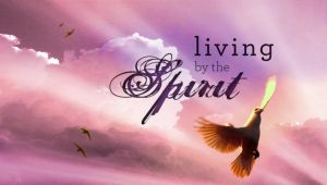 Living By the Spirit by Maverick18x