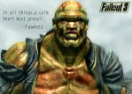 Fallout 3: Fawkes by MagnumMaster