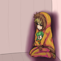 Kenny and little Kyle by ShooterSP