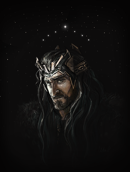 Durin's Crown by SeraphimCrystal