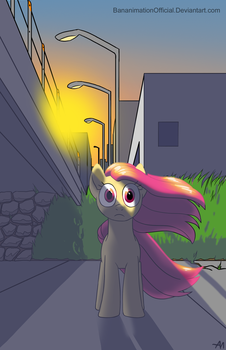 City Sunset by BananimationOfficial