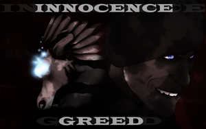 InnocenceGreed by MellowMagoo