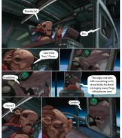Transmissions Intercepted Page 2 by CarpeChaos