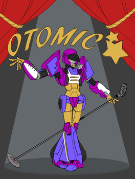 Otomic on Stage by Mysticom