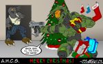 Halo Christmas 1440x900 WP by ZZoMBiEXIII