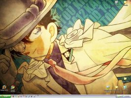 Kaitou Wallpaper by J3sca